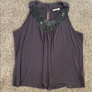 Sleeveless top by Cato